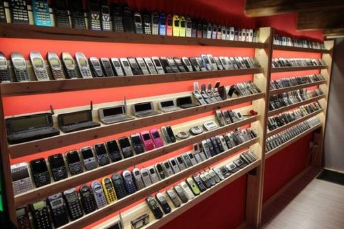 スロバキアの携帯電話コレクター04