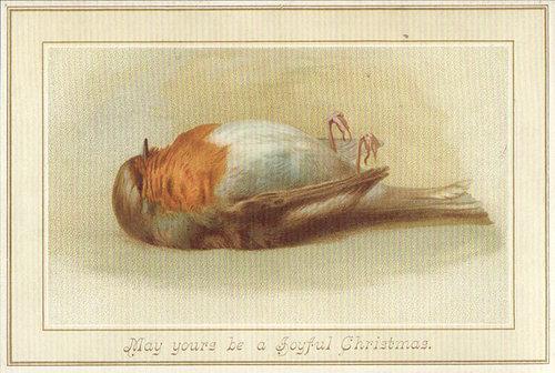 19世紀のクリスマスカード01
