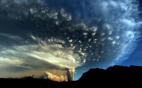 チリのプジェウエ火山05