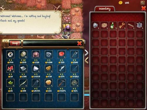 RPGのアイテム欄00