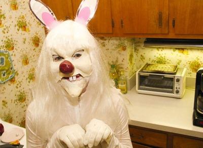 残念なウサギのコスプレ02