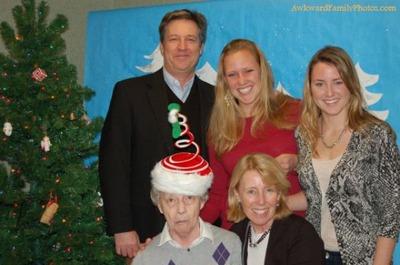 クリスマスの変な写真19