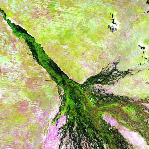 衛星写真14