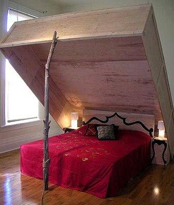 クリエイティブなベッド05