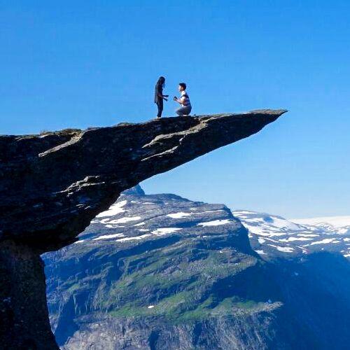ノルウェーでプロポーズ05