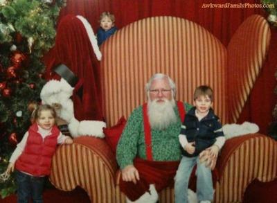 クリスマスの変な写真03