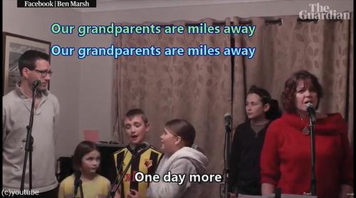 家族みんなが歌が上手02