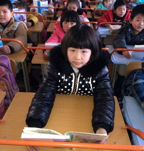 中国の児童を姿勢よくするアイデア04