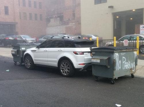違法駐車05