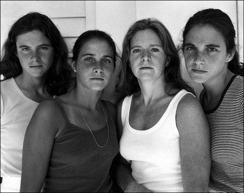 4人姉妹の毎年の写真04