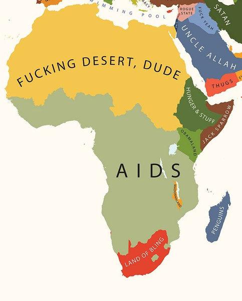 アメリカ人にはこう見える世界地図05