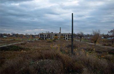 デトロイトの廃校02