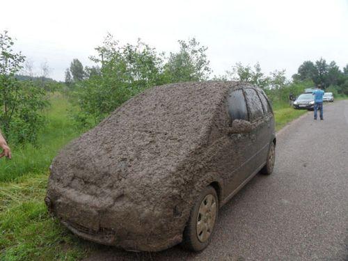 ロシアの車02