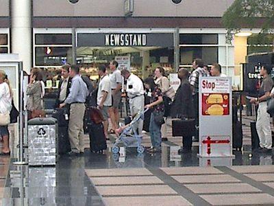 空港セキュリティ