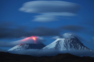 クリュチェフスカヤ火山07