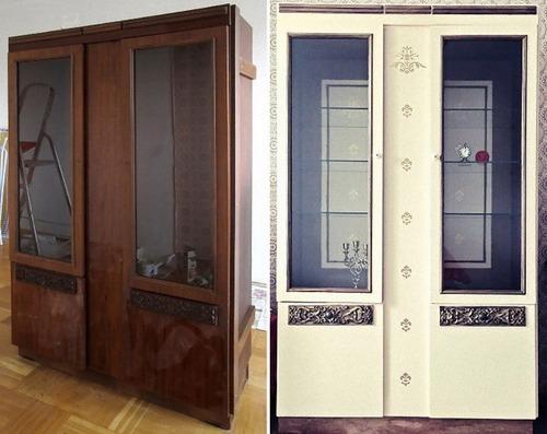 旧ソ連の家具をリメイク08