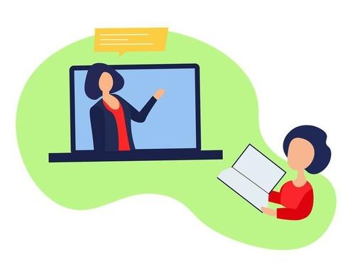 「オンライン授業で生徒が見ることのないもの」