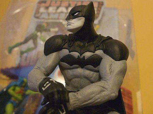 バットマンに翼00