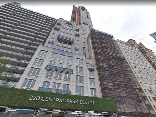 ニューヨークのマンション最上階が260億円で分譲00