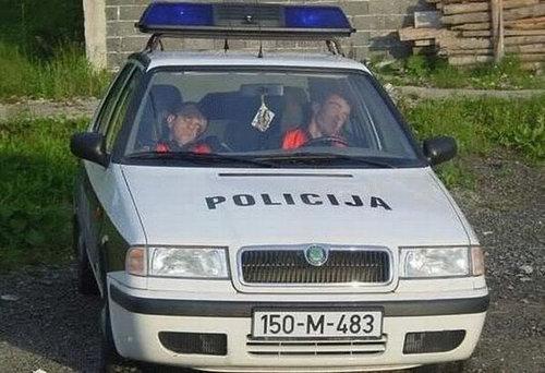 アメリカの警察15