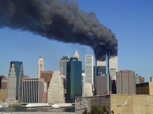 アメリカ同時多発テロ事件(9・11事件)