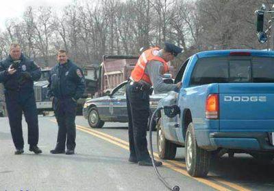 女性ドライバーの事故・失敗・下手06