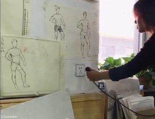 楽しいお絵描き教室00