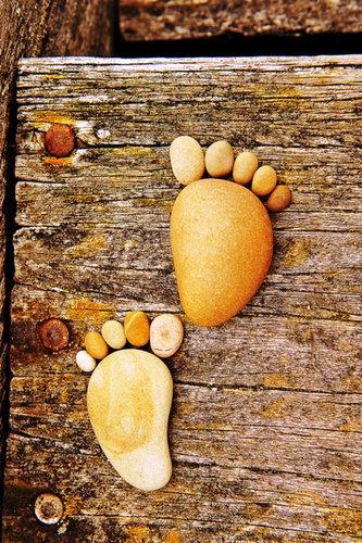 石の足跡02
