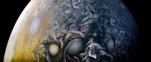 木星がゴッホの絵画のように04