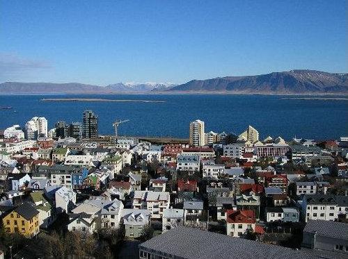 アイスランドの街並み02