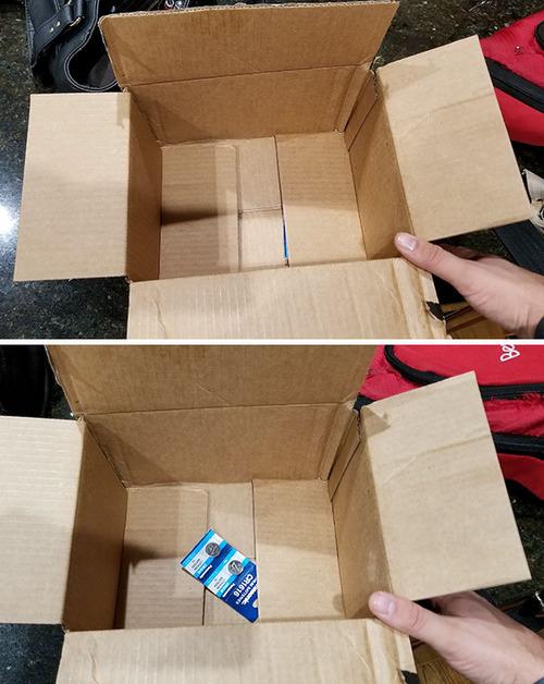 奇妙なパッケージ16