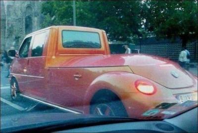 変な車13