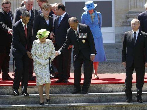 欧米諸国とプーチンの関係01