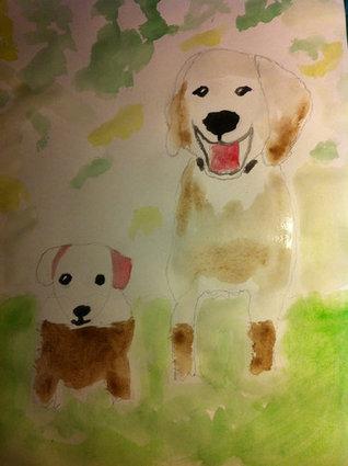 泥と犬02
