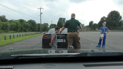 警察にちょっと止められただけで、終身刑に05
