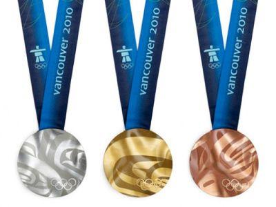 バンクーバー五輪のメダル