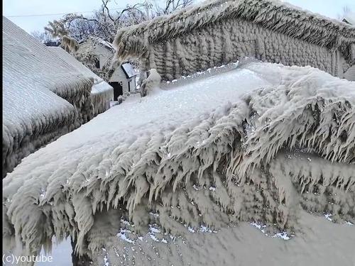 ニューヨーク州を襲った暴風雪00