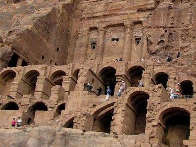 世界遺産ペトラ-ヨルダン12