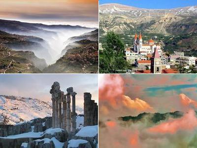 本当は美しいレバノンTOP