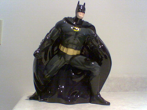 バットマンそっくりの猫00