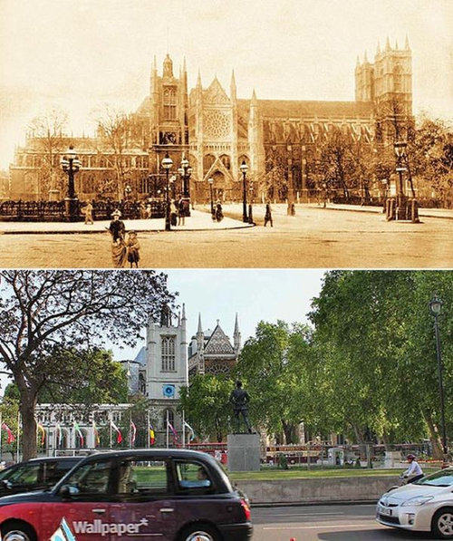 ロンドンの115年08