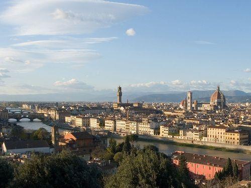 フィレンツェで洪水00