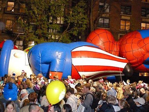パレードで残念なアクシデント02