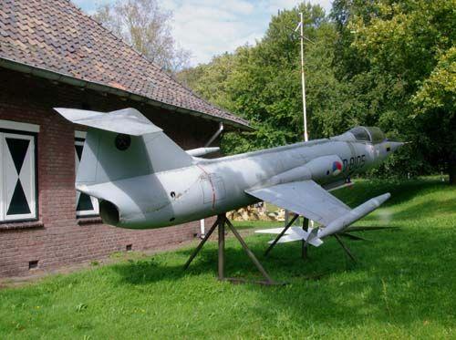 F104戦闘機01