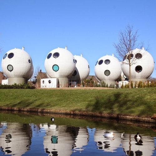 オランダのカプセルハウス15