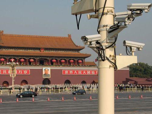 大気汚染で中国の監視カメラが無駄に00