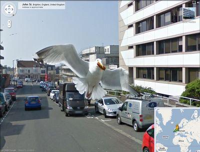 Googleストリートビューのベストショット01