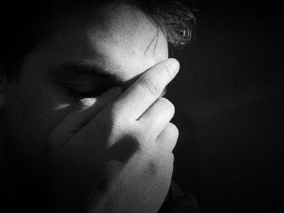 男が泣くほど苦悩する人生の選択…と言うお話:らば