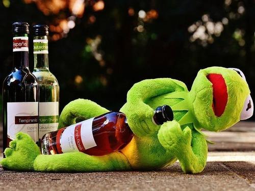 アルコール依存症の意味