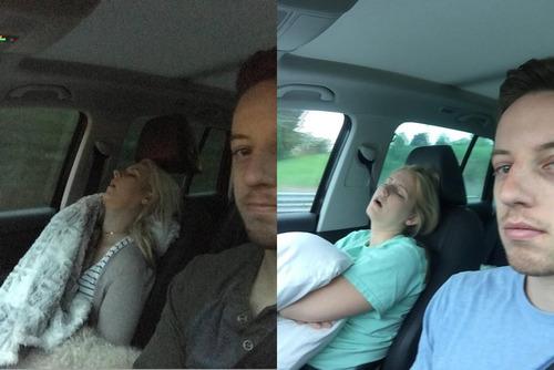 妻と僕の車旅行02